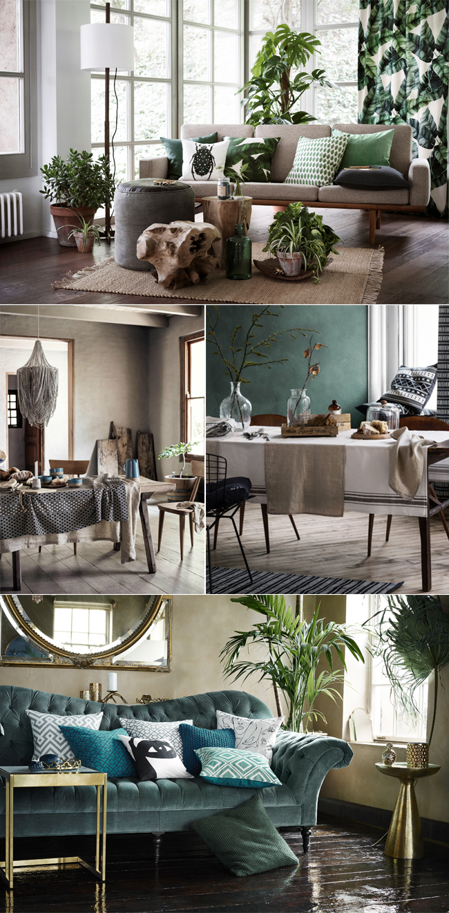 Trending 10 Holiday Looks From H M To Spruce Up Your Home