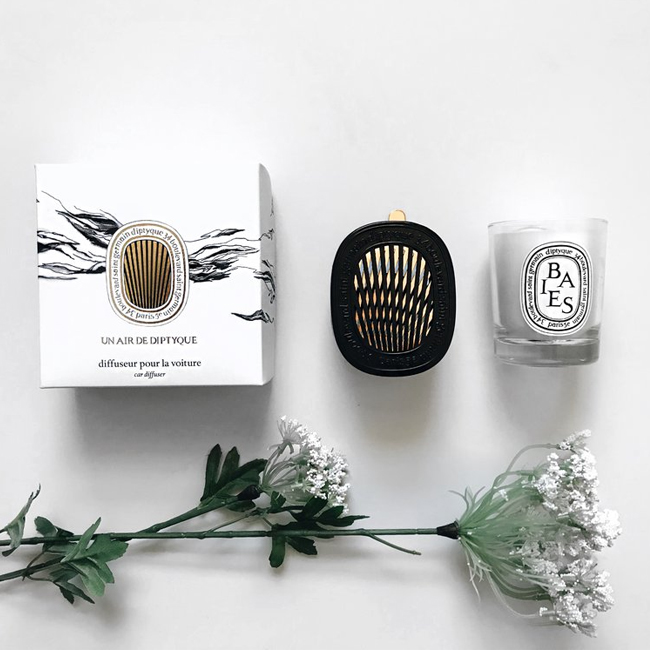 Stay Chic With Diptyque As You Take On LA Traffic