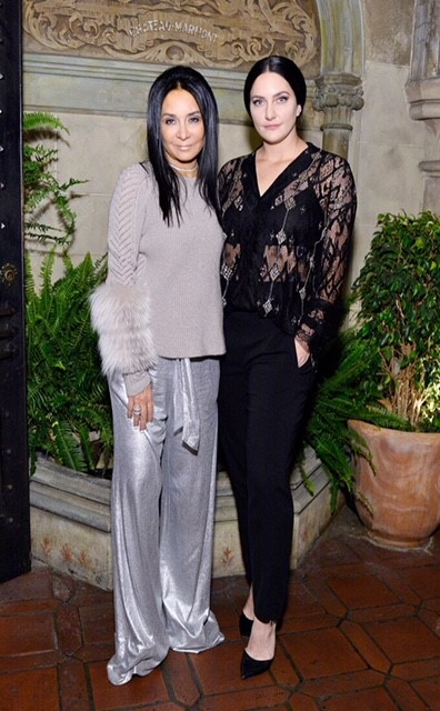 Dinner Diary:  Sally LaPointe Fetes Resort 2018 In LA with Co-Host NJ Goldston
