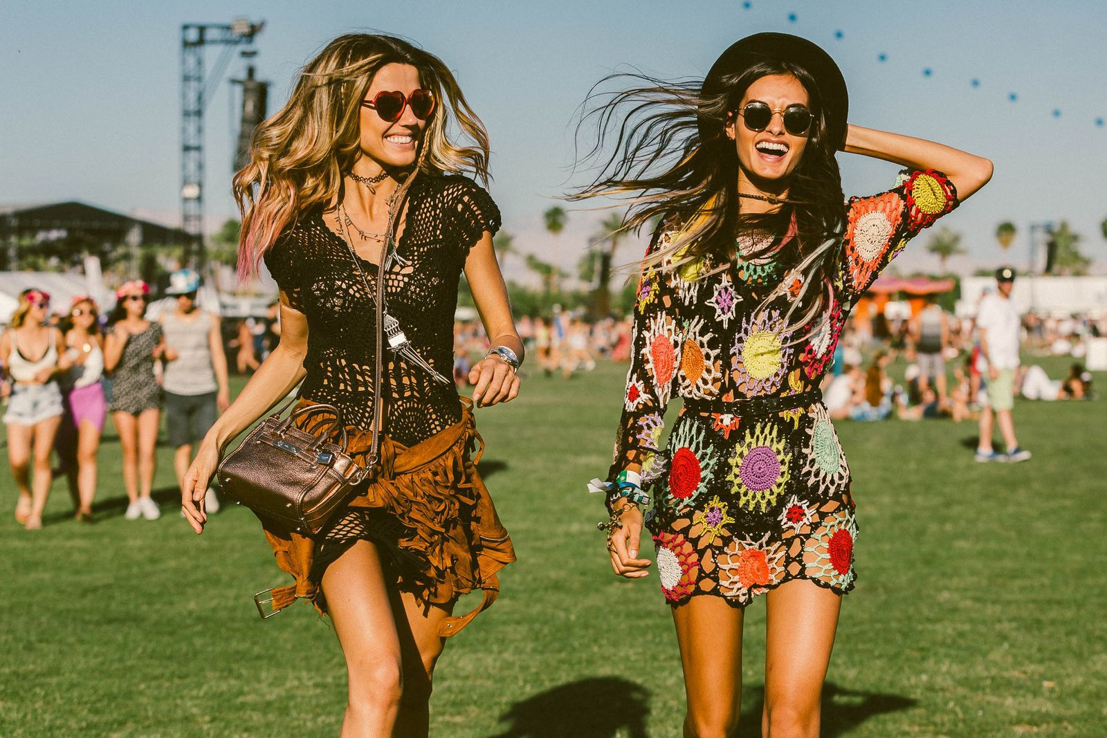 Coachella's Right Around The Corner, Do You Know What You're Wearing?