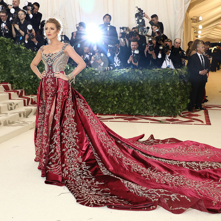 "Met Gala 2018 Red Carpet: ""Heavenly Bodies"" And Imagination Take Center Stage"