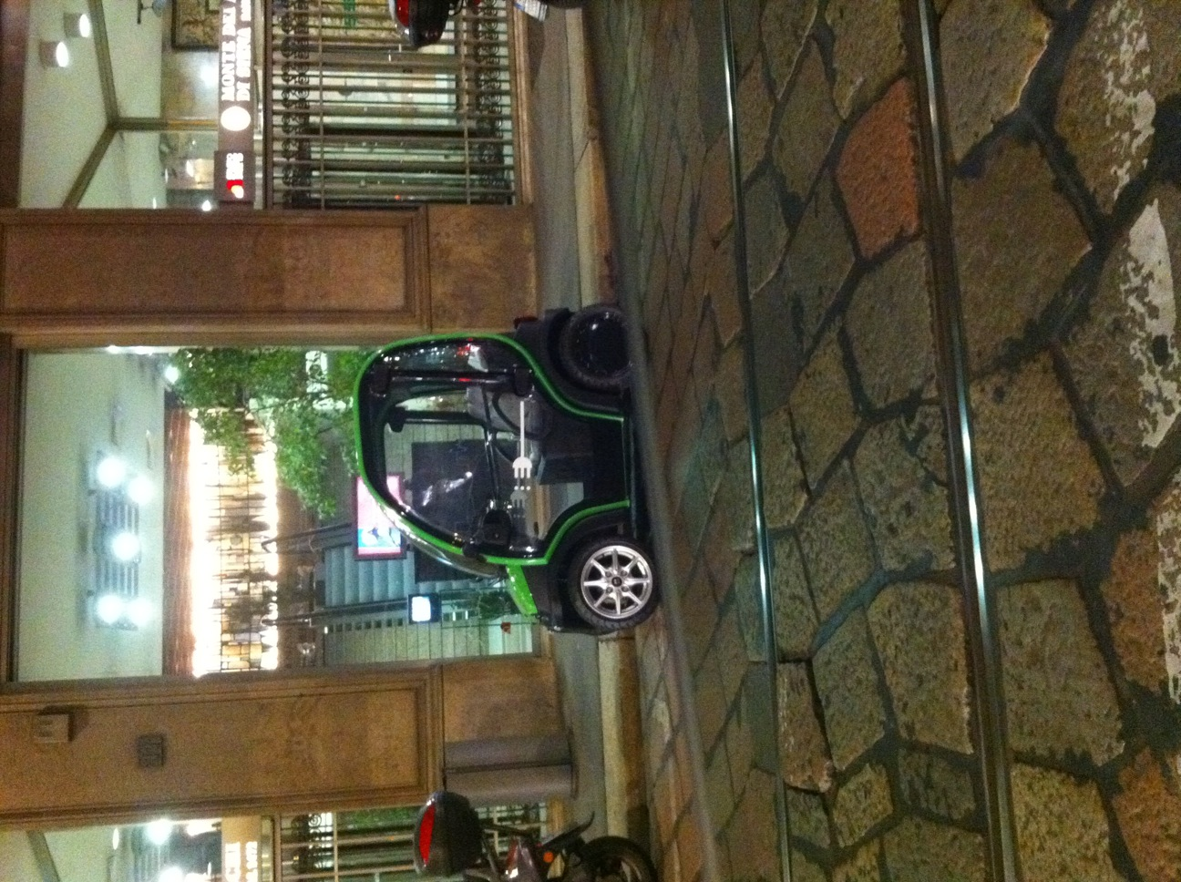 Going Green in Milan