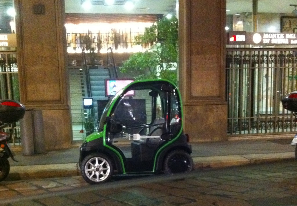 Milan Mini Car