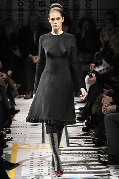 Prada Rethinks The Little Black Dress