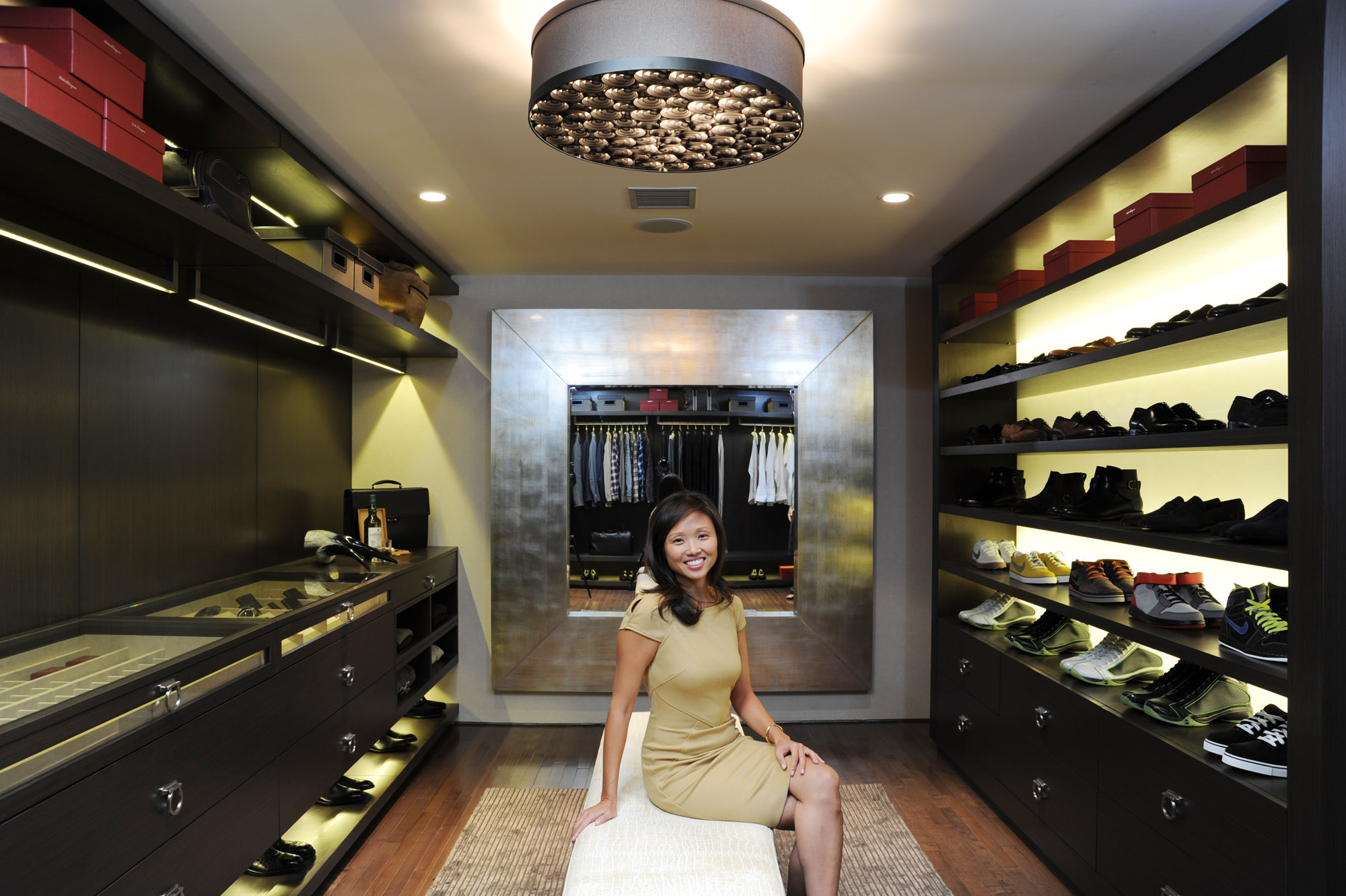 It Literally Weighs You Down Emotionally And Psychologically. Lisa Adams Is  The Creative Force Behind LA Closet Design, A Full Service ...