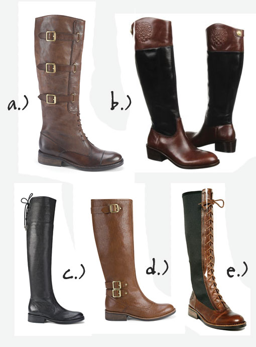 These Boots Were Made For Walking: Vince Camuto Boots Under $200
