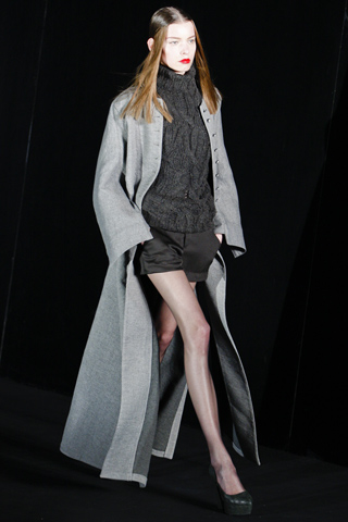 Theyskens Really Does Have A Theory: Fall 2011