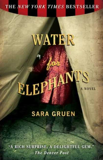 Water For Elephants – Coming Soon!