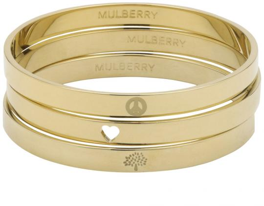 Mulberry Bangles – Sophisticated Yet Simple
