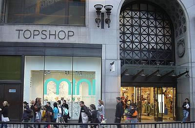 A Topshop Secret? Perfect Time To Go To London!