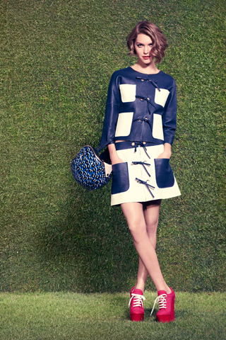 Louis Vuitton Resort 2012: From Fetish to Playful
