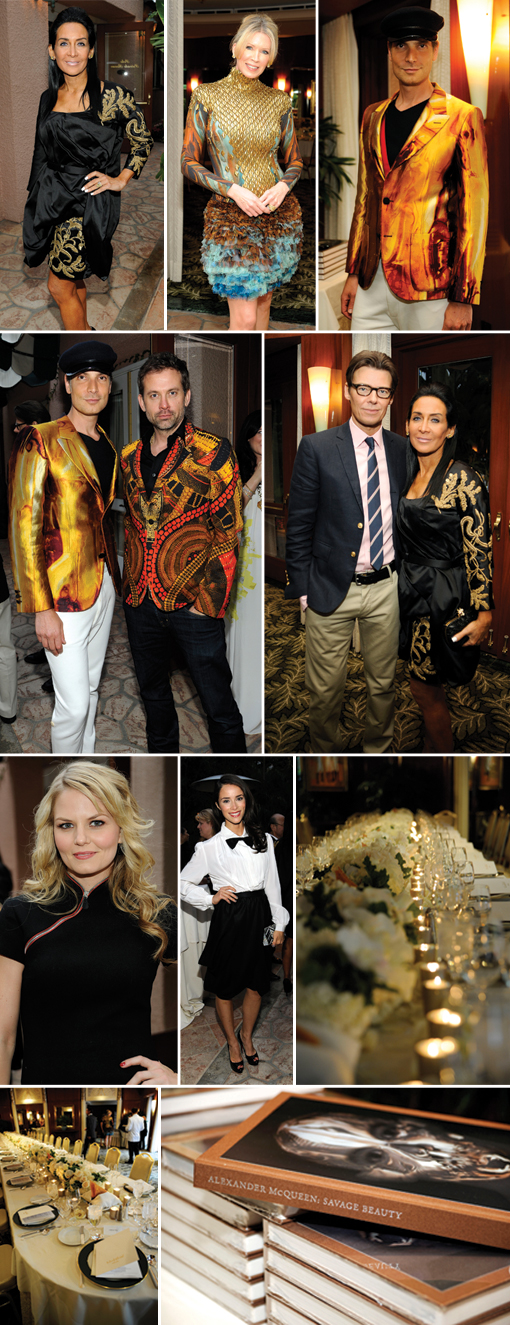 Friends of The Costume Institute West Coast Dinner