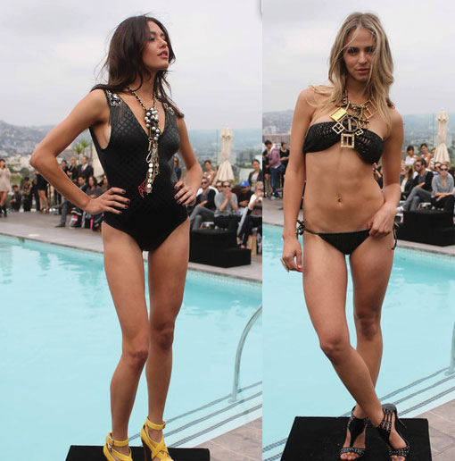 D'Amore Swim Fashion Show