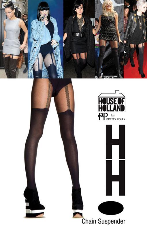Suspender Stockings