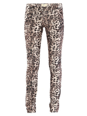 Spotted: Leopard Print Stiletto Jeans Trend Alert