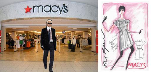 Karl Lagerfeld Macy's