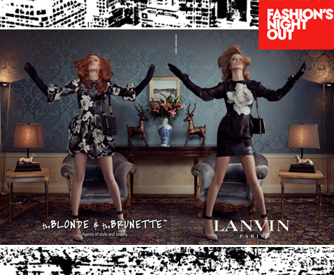 You're Invited to the Lanvin Boutique FNO Dance Competition In Beverly Hills Tonight.