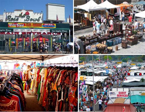 The Best Flea Markets In & Near Los Angeles
