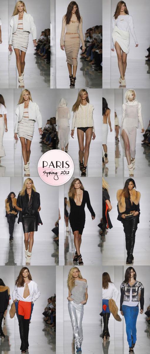 Kayne West Makes His Paris Fashion Week Debut