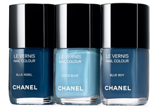 Nail Polish : Les Jeans de Chanel