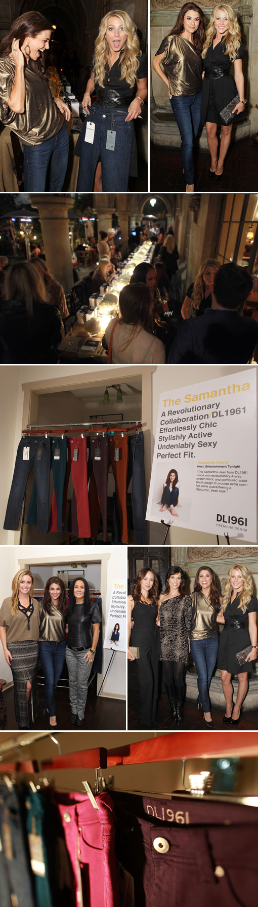 DL1961's Samantha Jean Launch Party and Collaboration