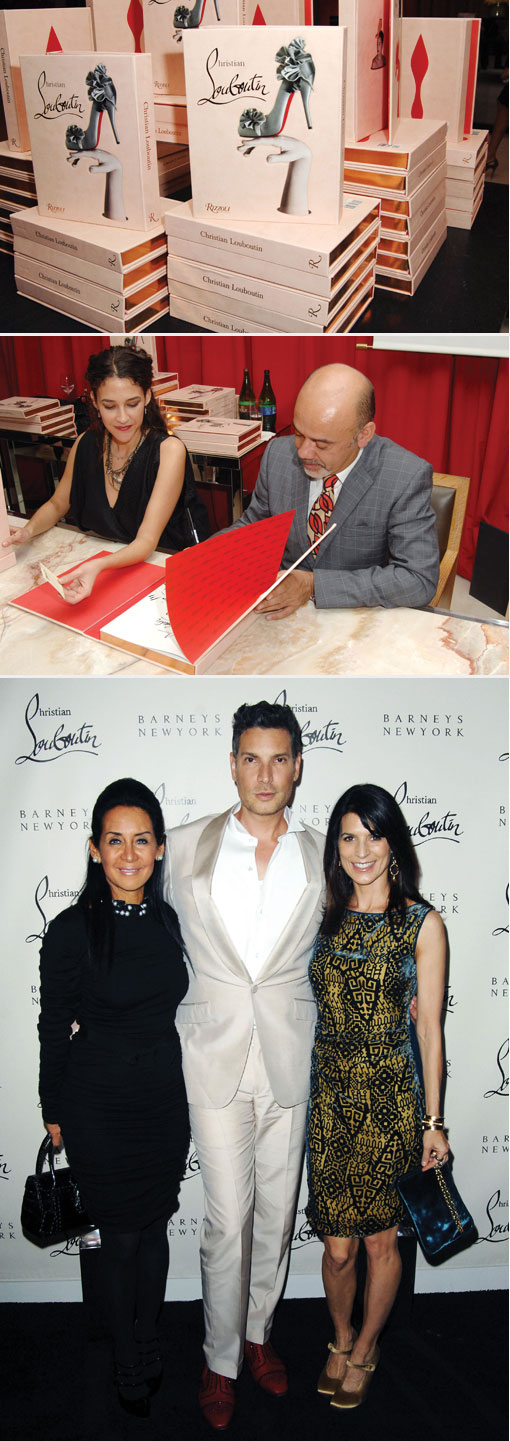 Christian Louboutin 20th Anniversary Book Launch