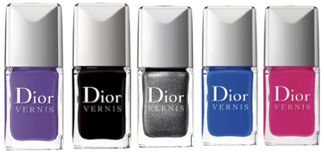 The Anselm Reyle For Dior Spring 2012 Collection