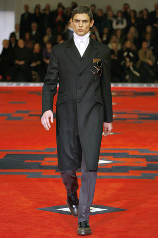Prada Brings Back The Alpha Male and Says Goodbye To The MetroSexual.