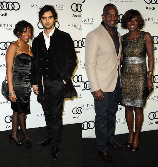 Audi and Martin Katz 2012 Golden Globes Party
