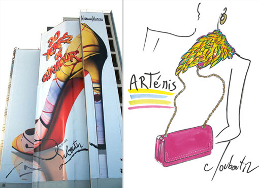 1eaac8a17a45 Guess Who s Coming To New York City and LA  Christian Louboutin