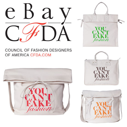 You Can't Fake Fashion Bags – March 20th on Ebay!