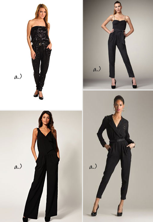 Jump Into A Jumpsuit