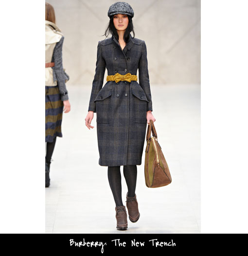London Calling: Fall 2012 Collections