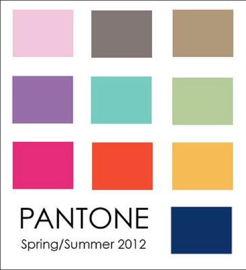 Color Me Spring/Summer 2012