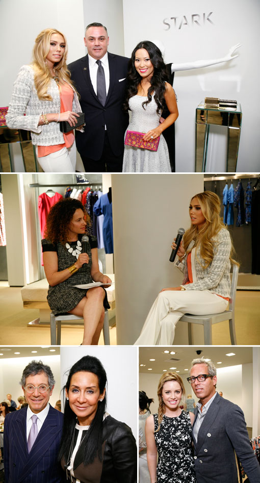 Petra Stunt Launches Stark Handbags at Saks Fifth Avenue