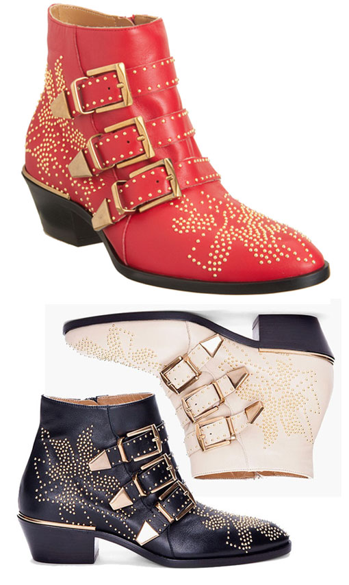 Coveted Chloe Booties Are Back!