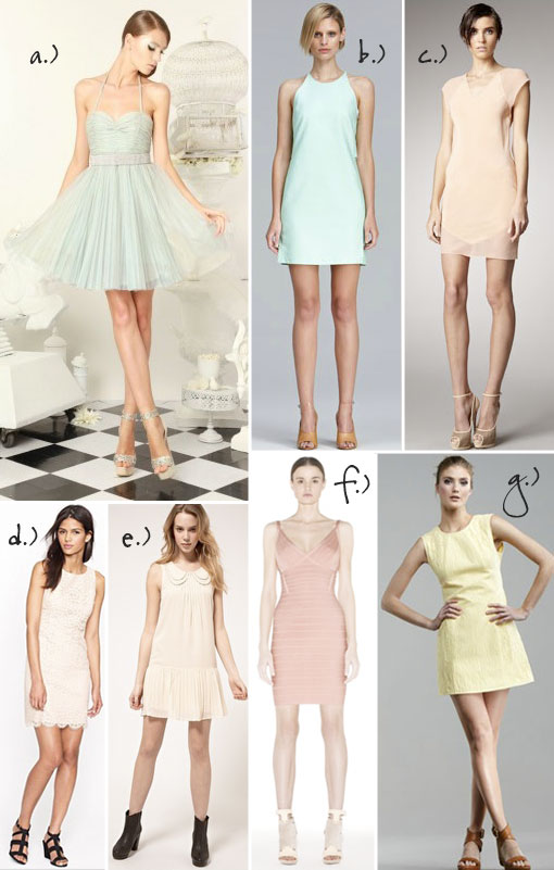Pretty Pastels: The LPD