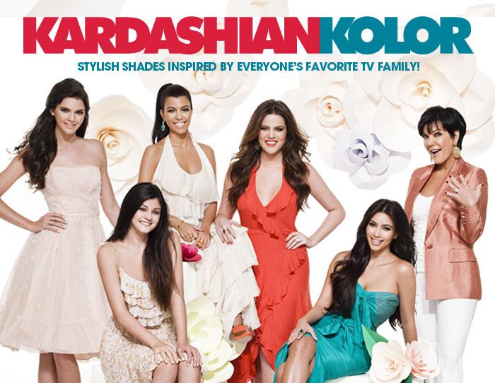 Nail Polish: Kardashian Kolor