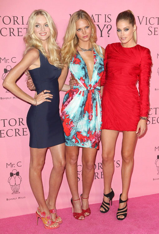 "Victoria's Secret ""What Is Sexy?"" Event"