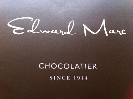 Edward Marc: Salty & Sweet