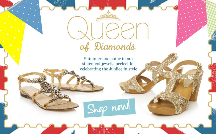 Commerate The Queen's Jubilee in Style