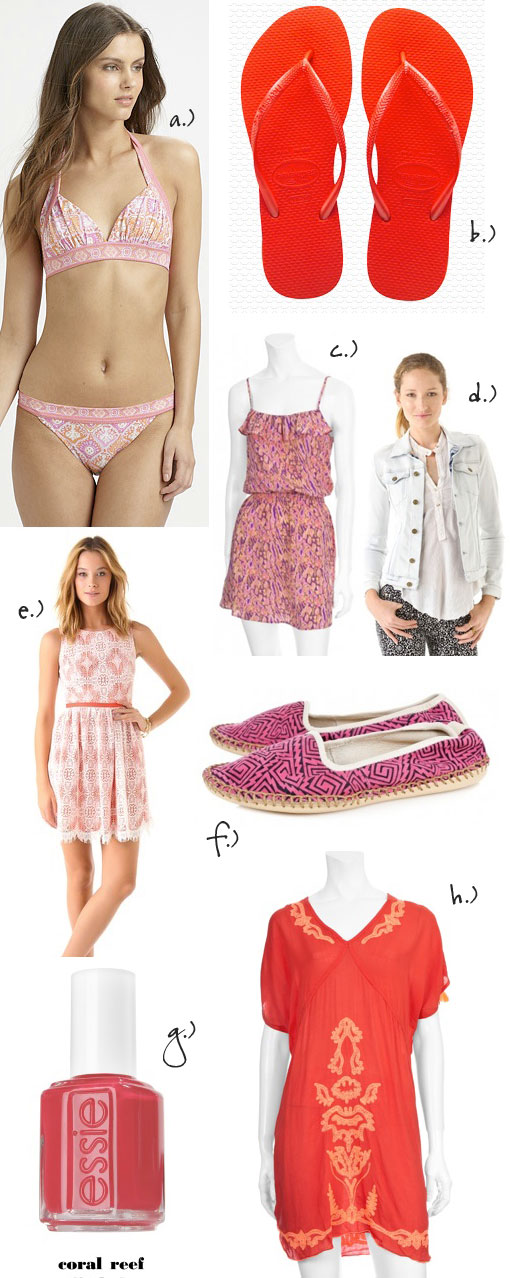 What To Pack: Ladies Beach Vacay!