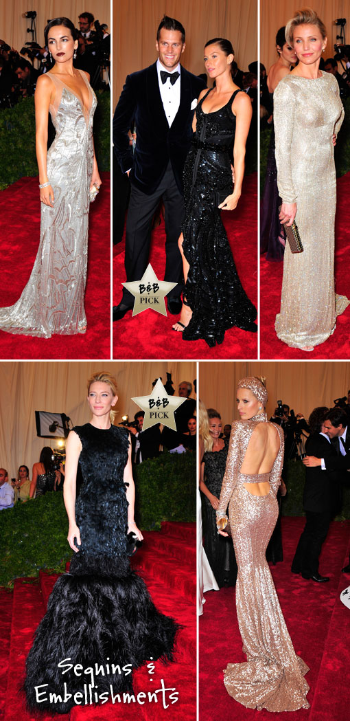 Met Gala 2012: Starry Starry Night