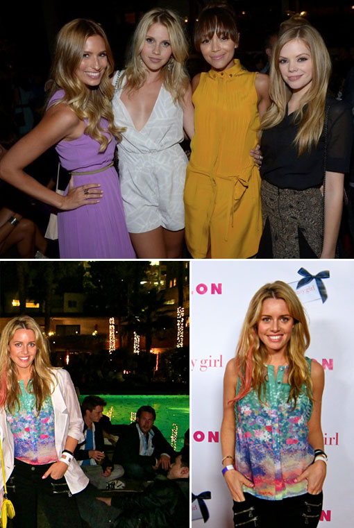 NYLON May Young Hollywood Issue Party