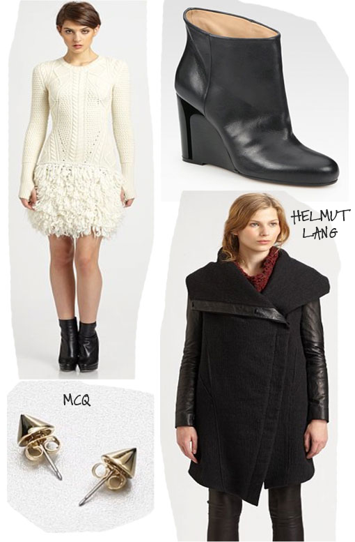 Saks Contemporary First Look And $250 Gift Card Giveaway