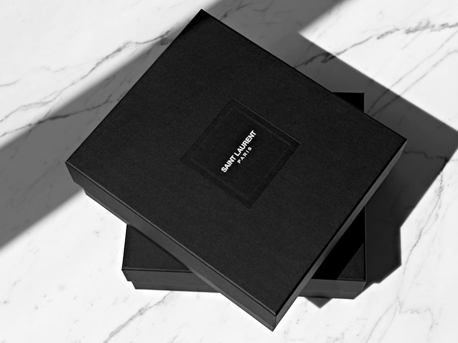 The New Saint Laurent Paris Logo!