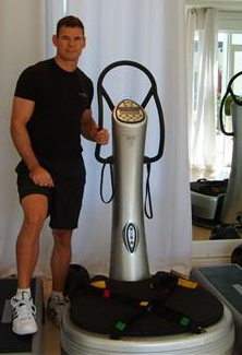 The Power Plate Workout and LA Private Session Giveaway!