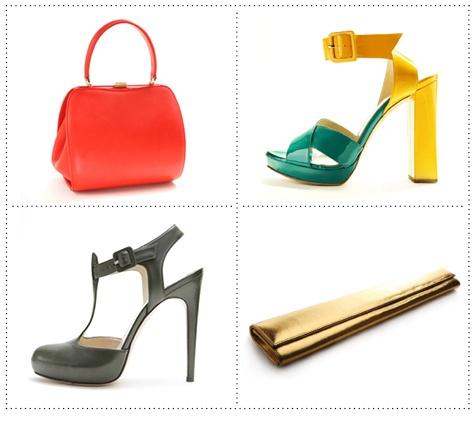 First Look At Max Kibardin Shoes & Handbags