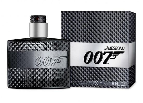 Introducing :The 007 Fragrance