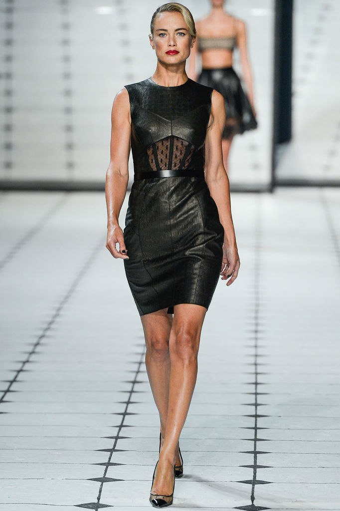 New York Fashion Week Trends: Spring 2013